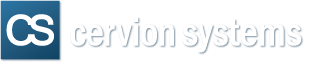 Cervion Systems - Customer Portal